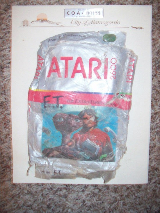 Atari games New Mexico