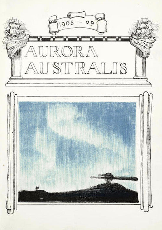 Aurora Australis Shackleton