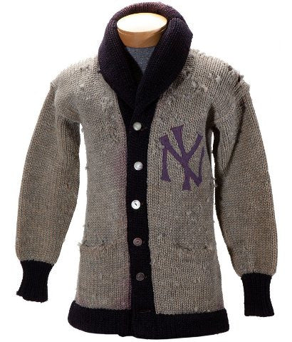 Babe Ruth Yankees sweater