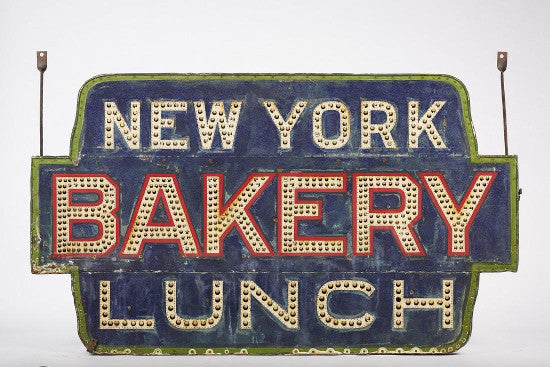 Bakery sign Myers