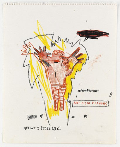 Basquiat Artificial Flavours