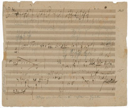 Beethoven Missa Solemnis RR Auction