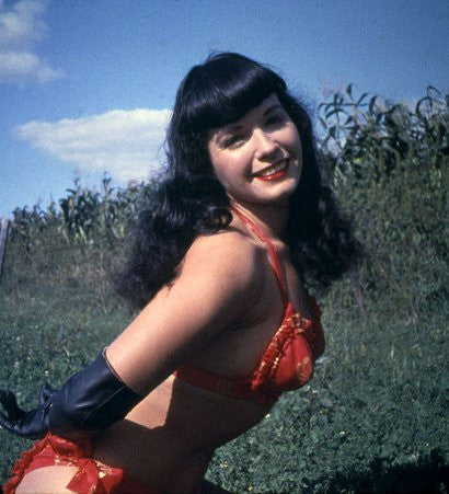 Bettie Page Hollywood auction