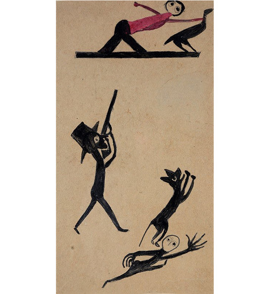 Bill Traylor Chickens