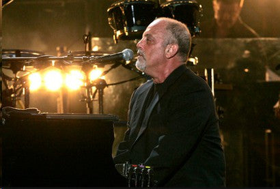 Billy Joel piano auction