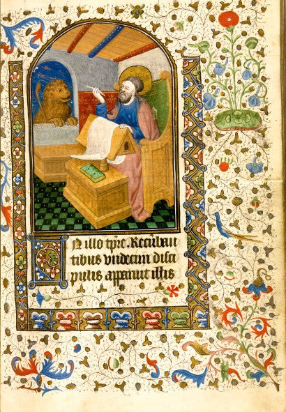 Book of Hours 1440