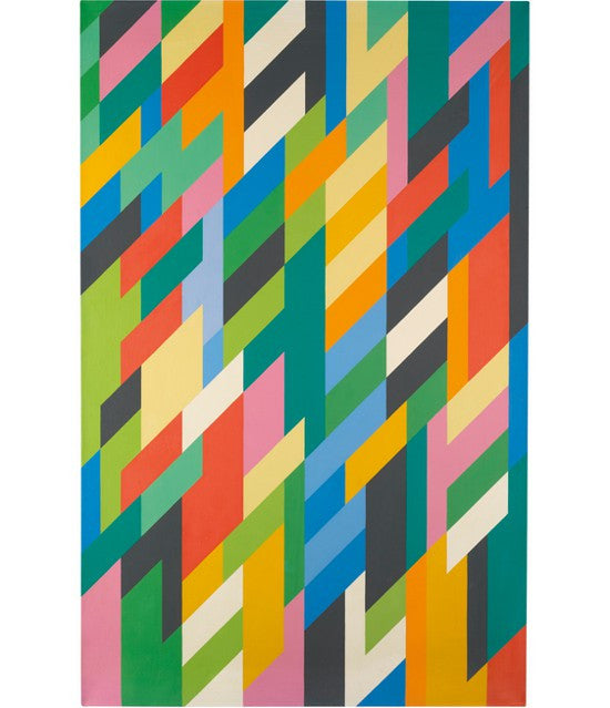 Bridget Riley Ivy