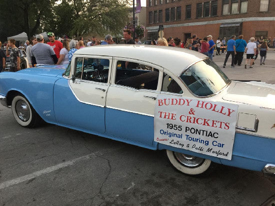 Buddy Holly Pontiac
