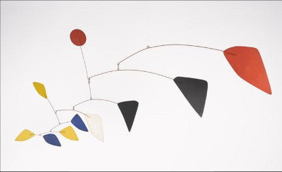 Calder Maripose Bonhams
