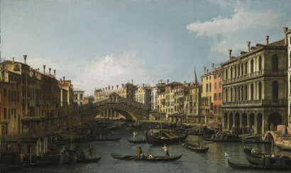 Canaletto double Sotheby's