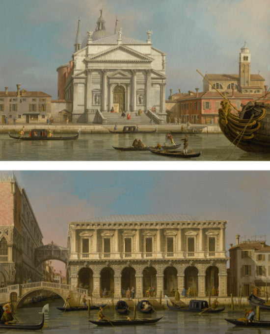 Canaletto painting Sothebys