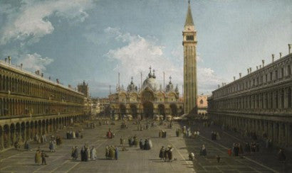 Canaletto San Marco Sotheby's