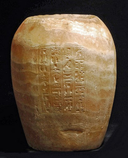 canopic jar and demon auction