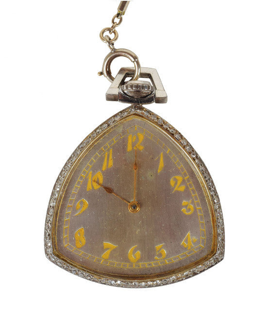 Capone pocket watch