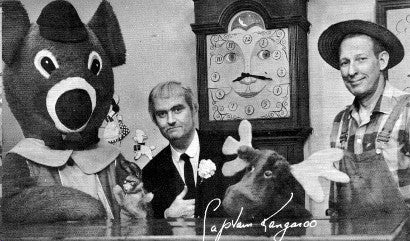 Captain Kangaroo auction
