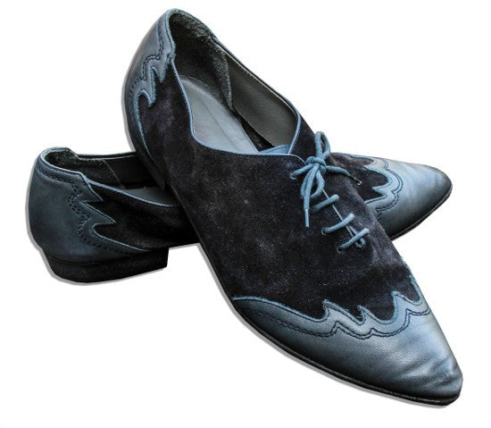 Carl Perkins suede shoes