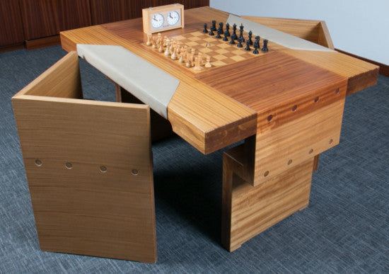 Chess Championship table