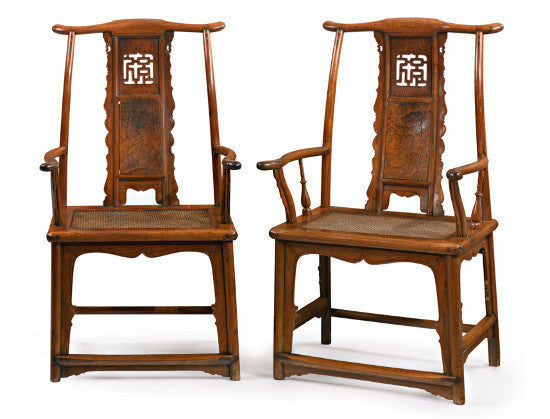 Chinese armchairs Sothebys