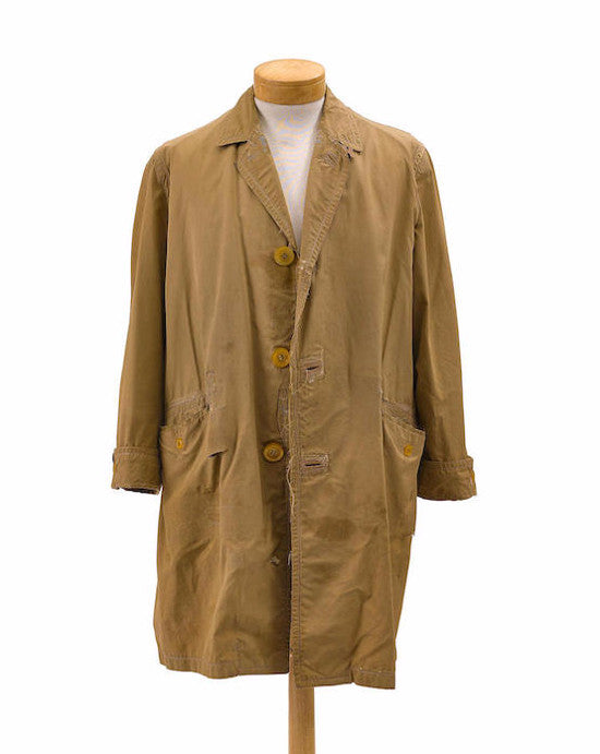 Columbo raincoat Bonhams