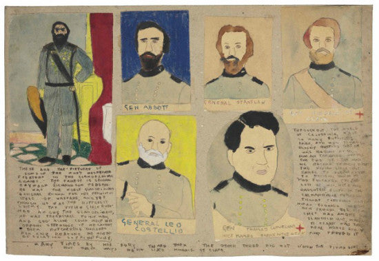 Henry Darger christies