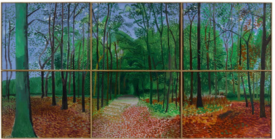David Hockney Woldgate