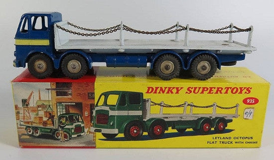 Dinky toy truck