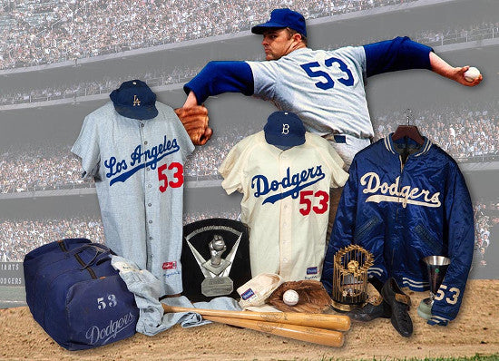 Don Drysdale Dodgers