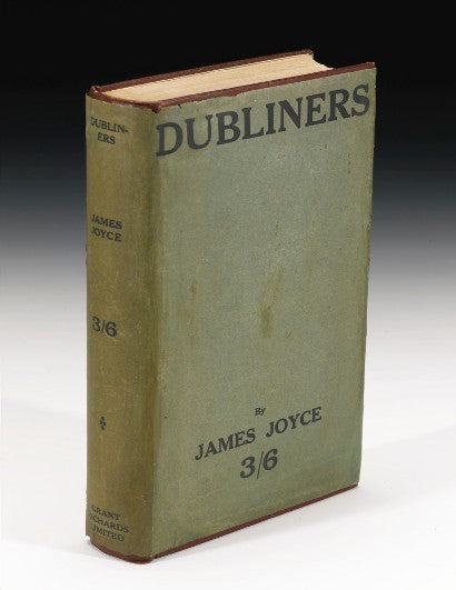 Dubliners Joyce first edition