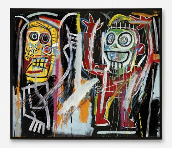 Dustheads Basquiat Christie's