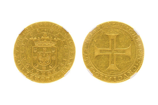 Dutch coin Brazil