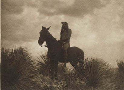 Edward Curtis Native American photo auction