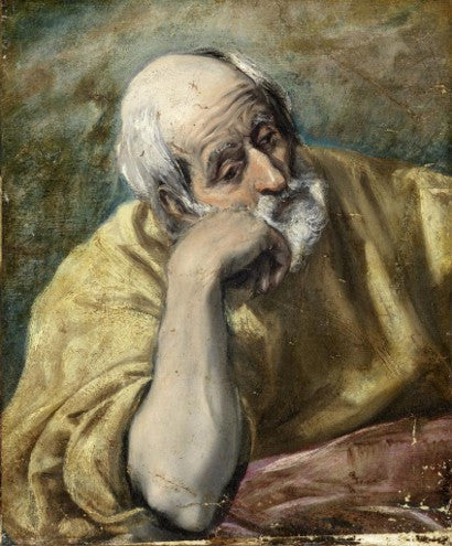 El Greco Saint Peter auction