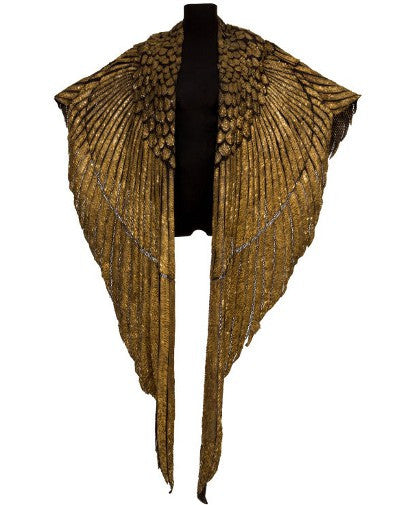 Ceremonial cape from 'Cleopatra'