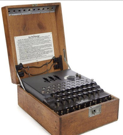 Enigma machine Bonhams