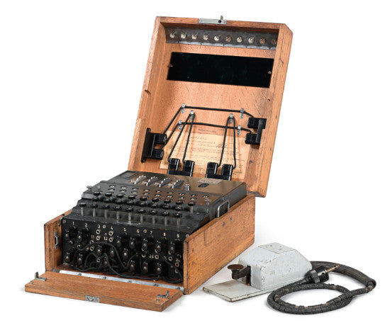 Enigma machine M4