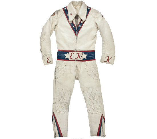 Evel Knievel jumpsuit