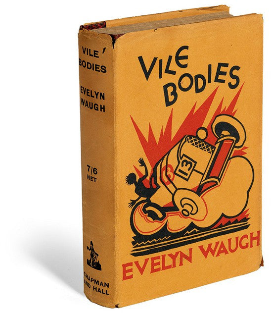 Evelyn Waugh Vile