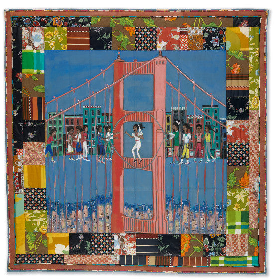 Faith Ringgold Bridge