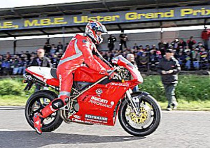 Ducati 'Fogarty Replica'