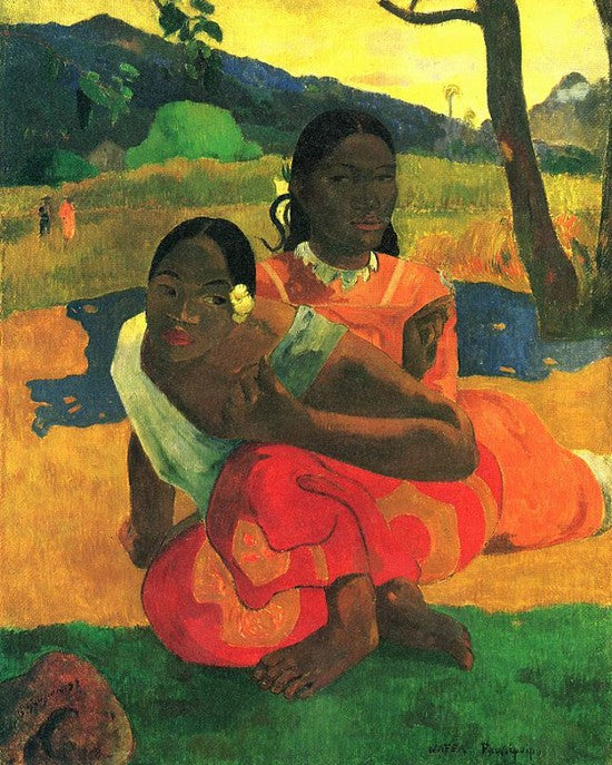 Gauguin marry Qatar