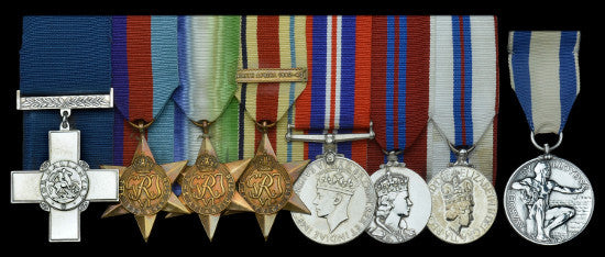 George Cross set