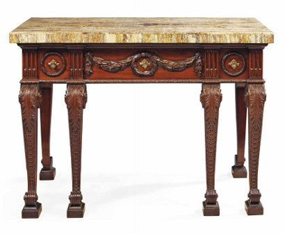 George II mahogany table