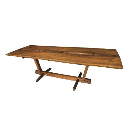 George Nakashima conoid table