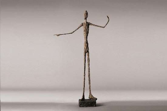 Giacometti Pointing Christies