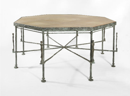 Giacometti table Givenchy