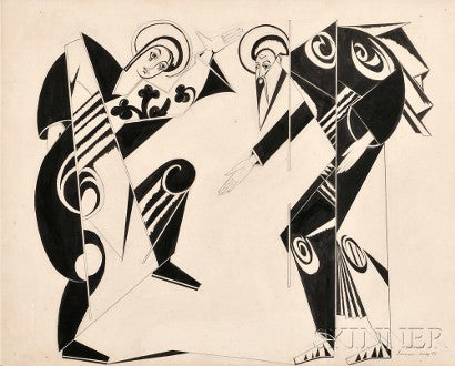 Goncharova Bunting Collection
