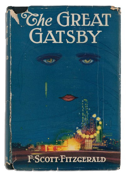Great Gatsby Nate Sanders