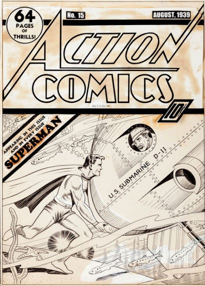 Guardineer Action Comics Heritage