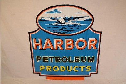 Harbor Petroleum Products sign