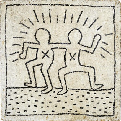 Keith Haring auction